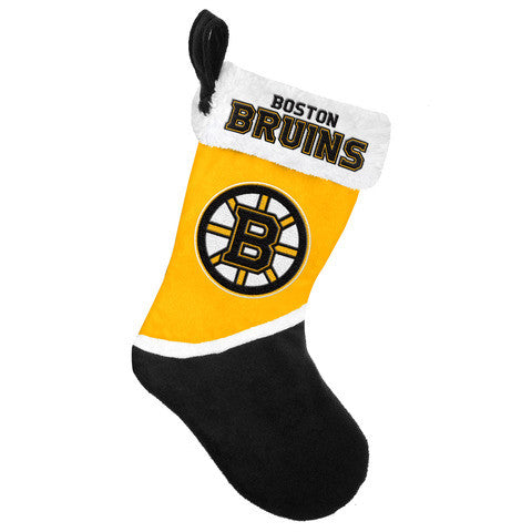 Boston Bruins NHL Official Holiday Stocking
