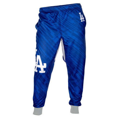 Los Angeles Dodgers Official MLB Men's Jogger Pants