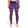 New York Giants Women's Aztec Print Leggings