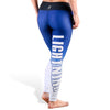 Tampa Bay Lightning Womens Gradient Official NHL Leggings