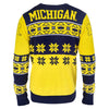 Michigan Wolverines Official Men's NCAA Big Logo Sweater