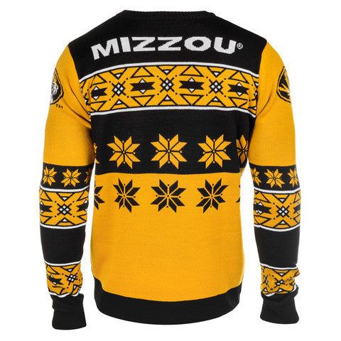 Missouri Tigers Official Men's NCAA Big Logo Sweater