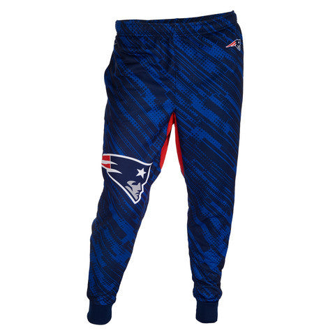 New England Patriots Official NFL Men's Jogger Pants