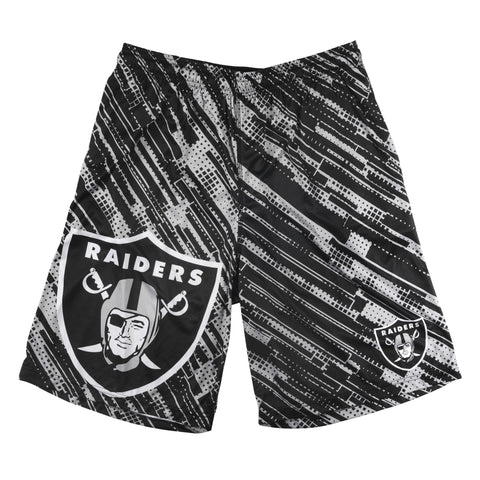 Oakland Raiders Official NFL Reprint Shorts