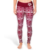 Texas A&M Women's Aztec Print Leggings