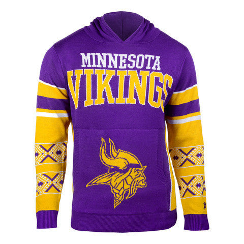 Minnesota Vikings  Official NFL Ugly Sweater - Choose your Style!