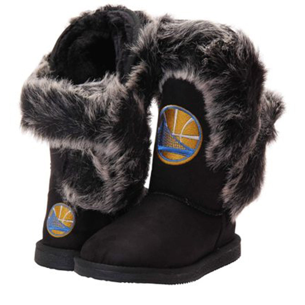 "Golden State Warriors Women's Cuce Official NBA ""Champions"" Boots"