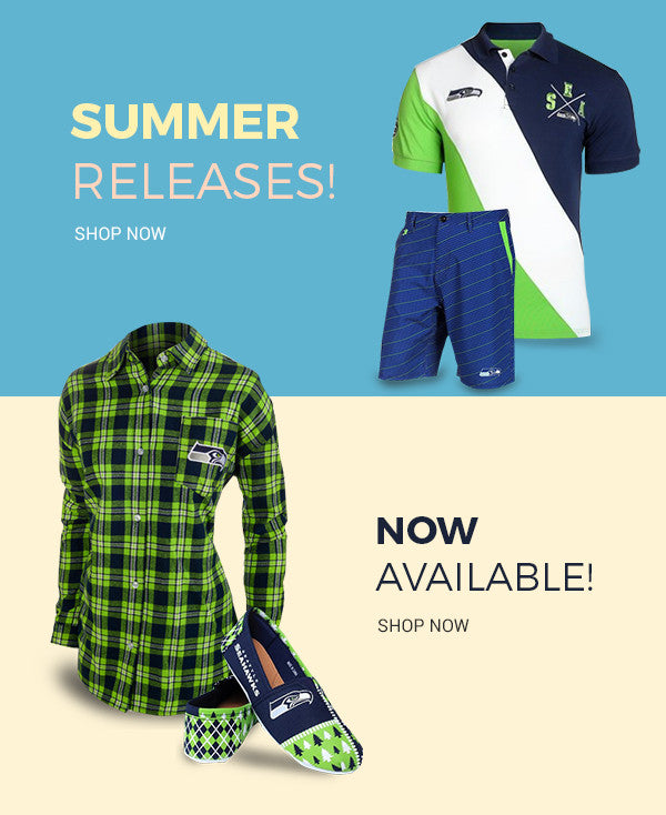 Seahawks Summer Edition