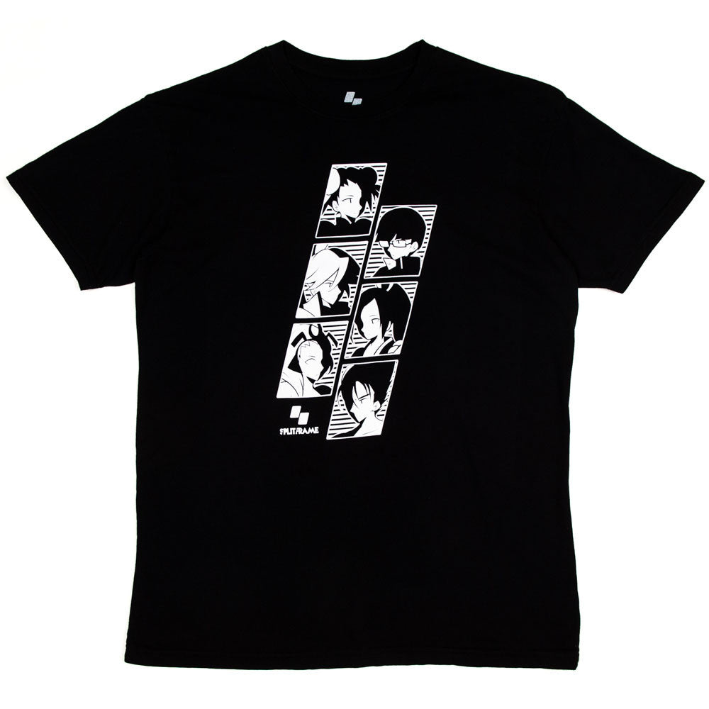 CHARACTER ALL STARS [Black Tee]