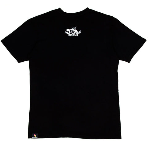 PARRY SILHOUETTE TEE (BLACK)