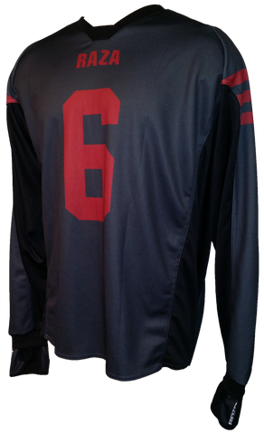 Red Gray TM2 Jersey