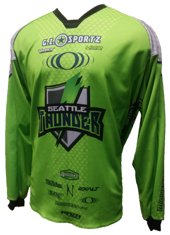 Seattle Thunder Fan Replica Color Rush TM2 Jersey