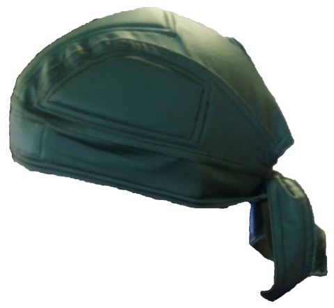 Olive Bounce Cap