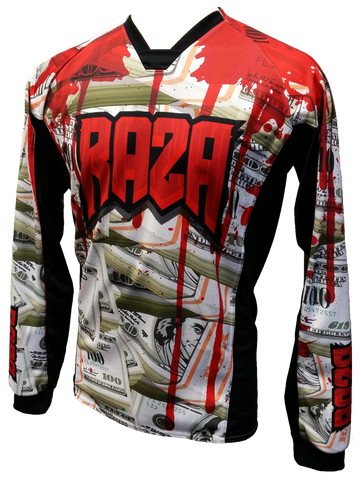 Blood Money TM2 Jersey