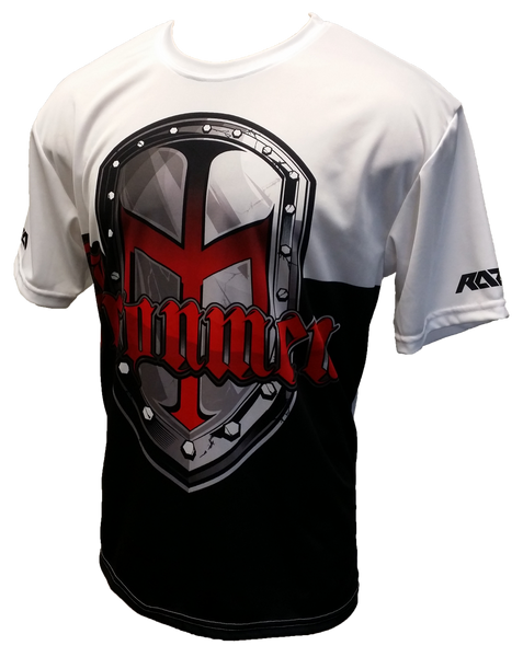 Ironmen Logo Tech Shirt - IN STOCK