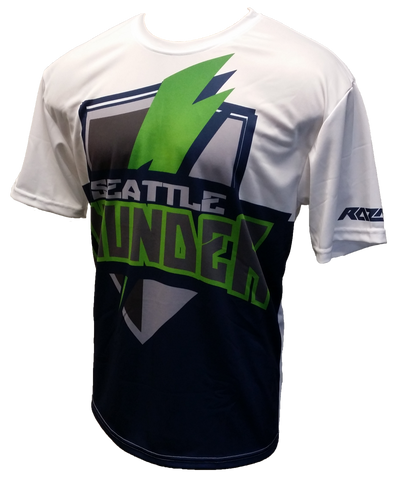 Seattle Thunder Logo Tech Shirt