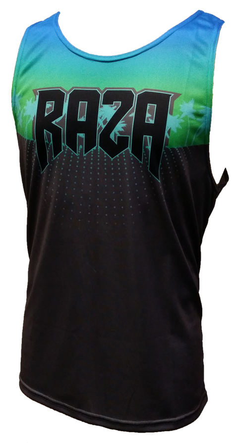 Dew Tank Top - RazaLife - Tech Tank Top - RazaLife - RazaLife - paintball - custom - jerseys - sports - uniforms - woodsball - softball - baseball - basketball - soccer