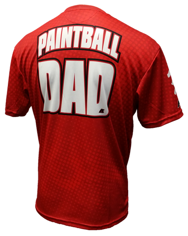 Paintball Dad Tech Shirt