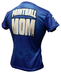 Paintball Mom Tech Shirt
