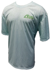 Speckled SeaFoam Tech Shirt
