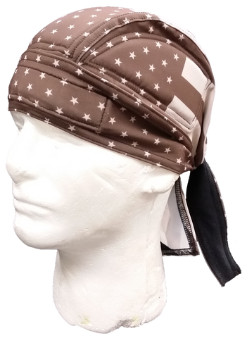 America Tan Bounce Cap