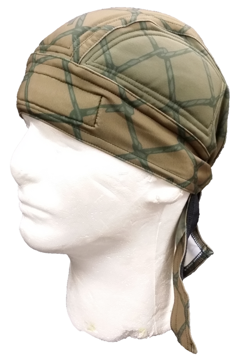 Safari Mesh Bounce Cap
