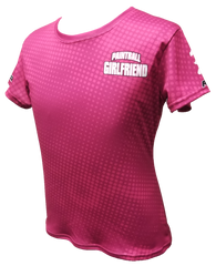 Paintball Girlfriend Pink Tech Shirt