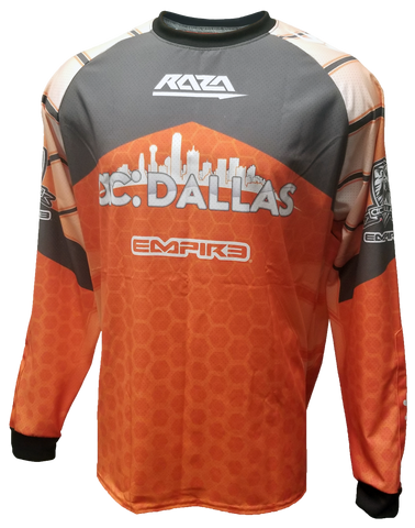 ac DALLAS CHARGE SPRNT JERSEY