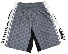 IN STOCK AC Dallas Grey Jogger Shorts