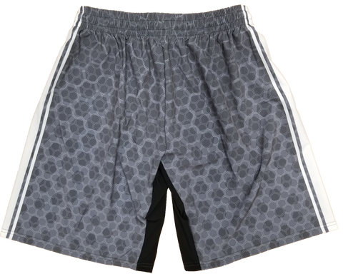 AC Dallas Grey Shorts