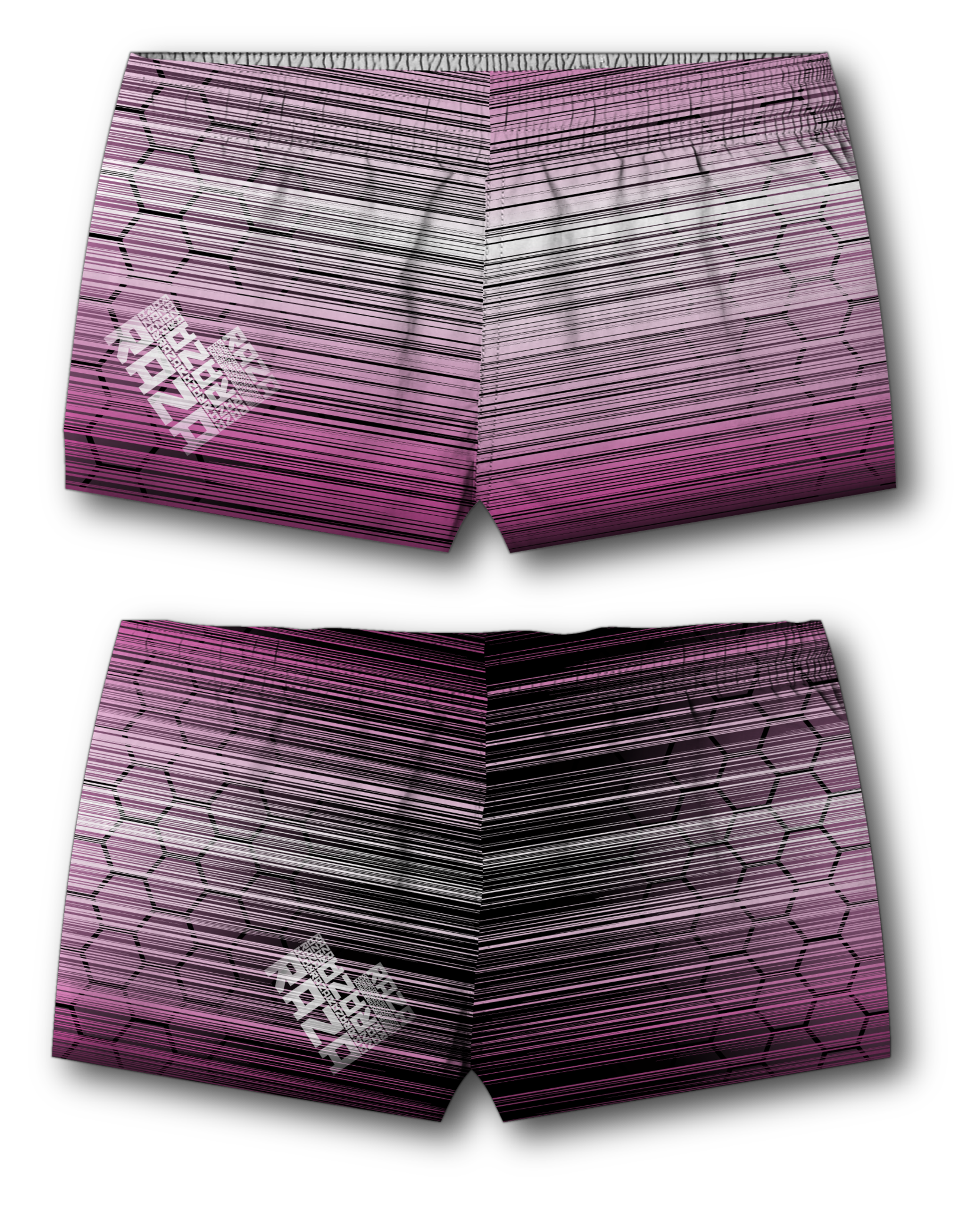 Women's Alter Pink Shorts