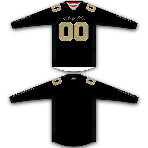 Black Gold TM2 Jersey