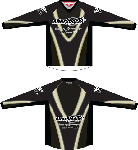 Aftershock Throwback Black TM2 JERSEY