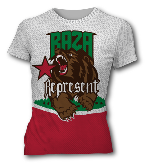 Women's Cali Rep Tech Shirt