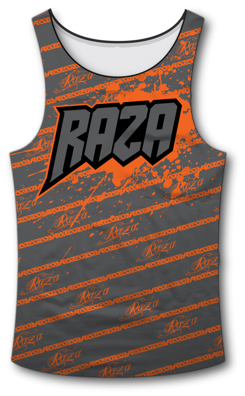 Candy OG Tank Top - RazaLife - Tech Tank Top - RazaLife - RazaLife - paintball - custom - jerseys - sports - uniforms - woodsball - softball - baseball - basketball - soccer