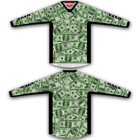 CashMoney TM2 Jersey - RazaLife - TM2 Jersey - RazaLife - RazaLife - paintball - custom - jerseys - sports - uniforms - woodsball - softball - baseball - basketball - soccer