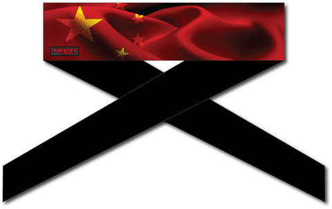 China Flag Series Headband