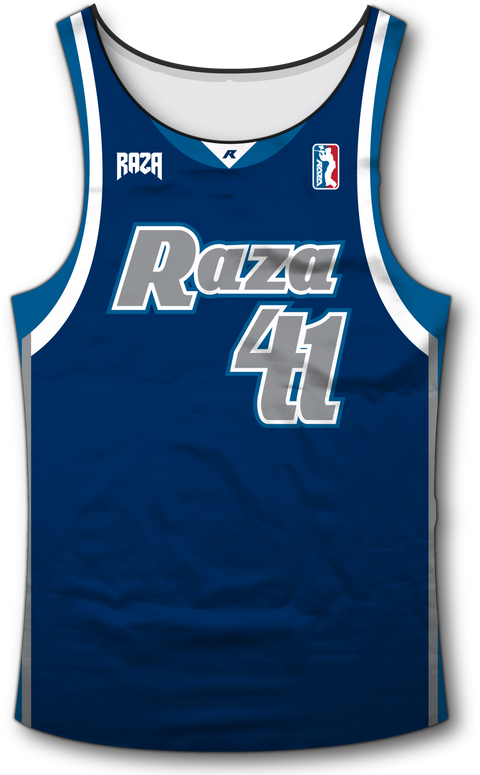 Dallas 41 Tank Top - RazaLife - Tech Tank Top - RazaLife - RazaLife - paintball - custom - jerseys - sports - uniforms - woodsball - softball - baseball - basketball - soccer