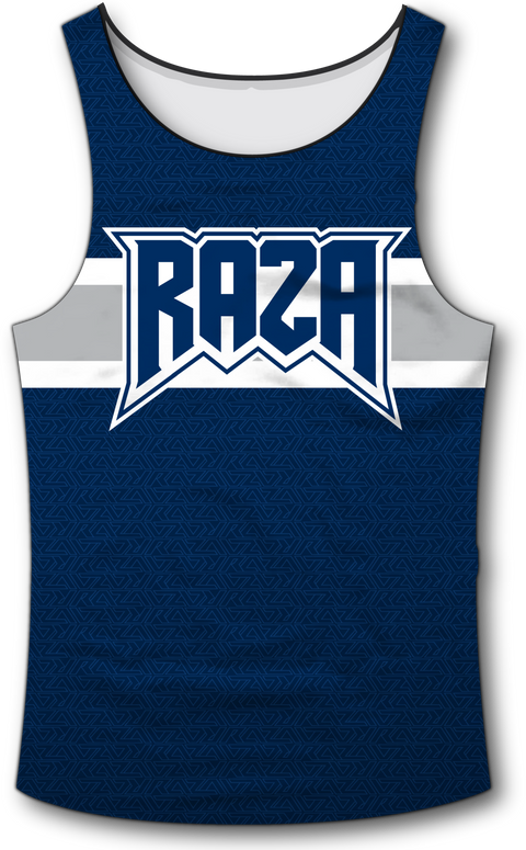 Dallas Tank Top - RazaLife - Tech Tank Top - RazaLife - RazaLife - paintball - custom - jerseys - sports - uniforms - woodsball - softball - baseball - basketball - soccer