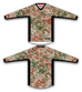 Desert Flectarn TM2 Jersey - RazaLife - TM2 Jersey - RazaLife - RazaLife - paintball - custom - jerseys - sports - uniforms - woodsball - softball - baseball - basketball - soccer