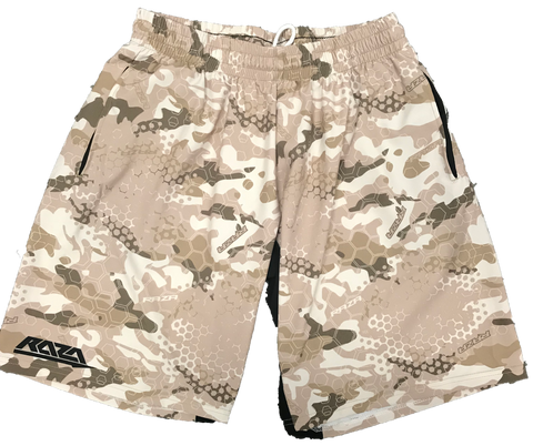 IN STOCK Desert Razaflage Shorts
