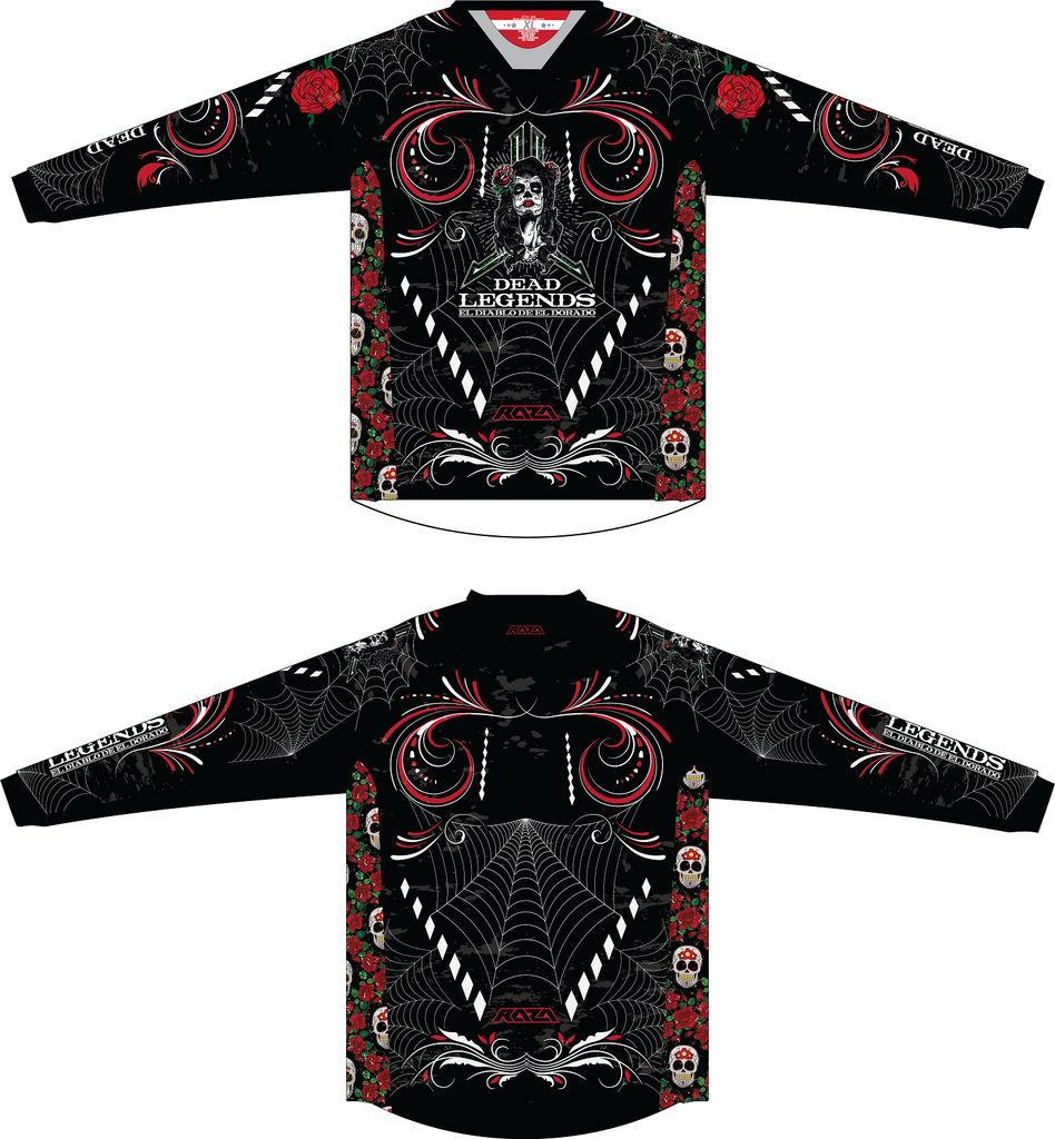 DeadLegends x Raza #1 Jersey