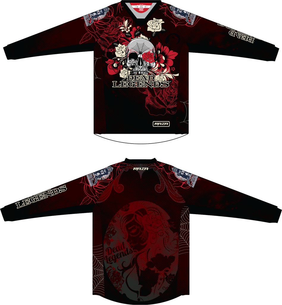 DeadLegends x Raza #4 Semi-Custom Order Form