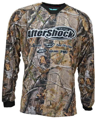 Aftershock Camo Throwback TM2 Jersey