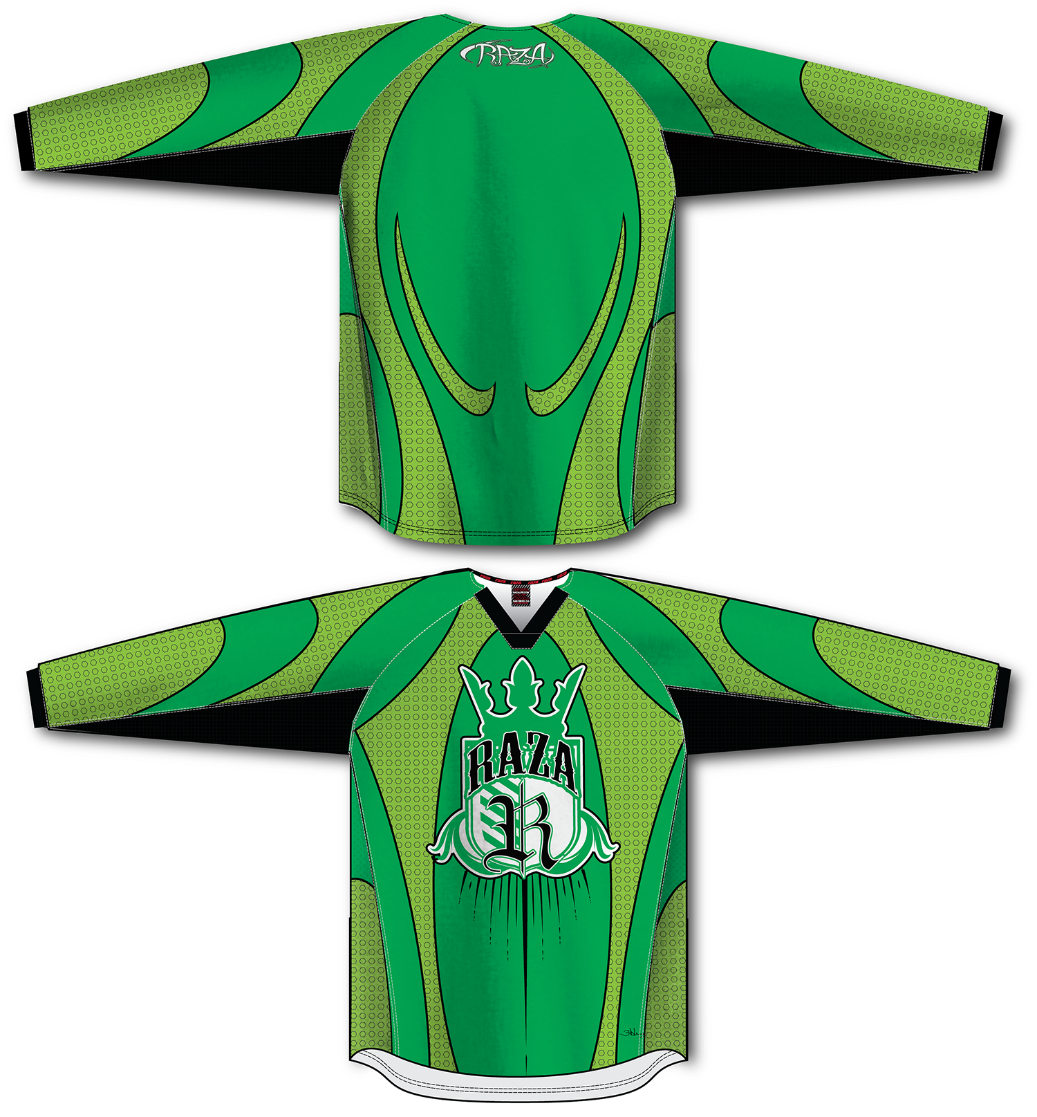 Factory Green TM2 Jersey
