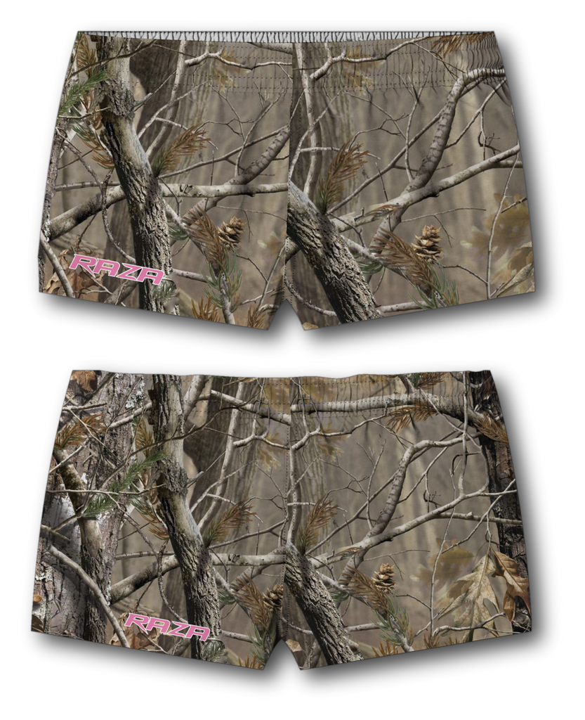 Women's FakeTree Shorts