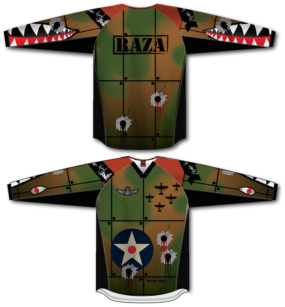 Flying Tiger Jersey
