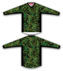 Woodland Dark Digi TM2 Jersey