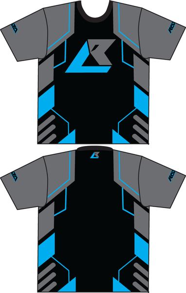 Stock Design #1 Short Sleeve Gaming Jersey