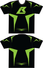 Stock Design #2 Short Sleeve Gaming Jersey